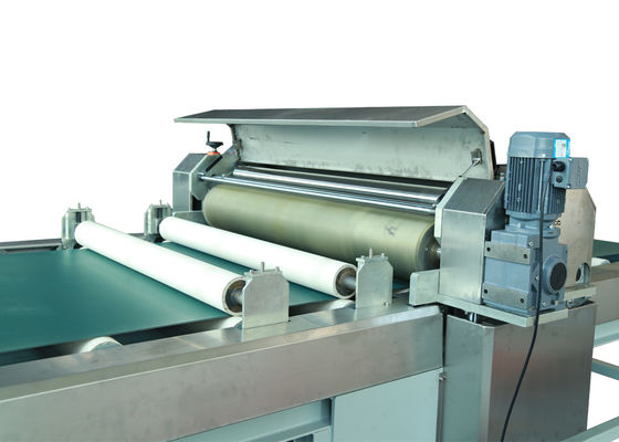 Cina Horizontal Flat Glass Coating Machine Untuk Panel Kaca Sel Fotovoltaik Distributor